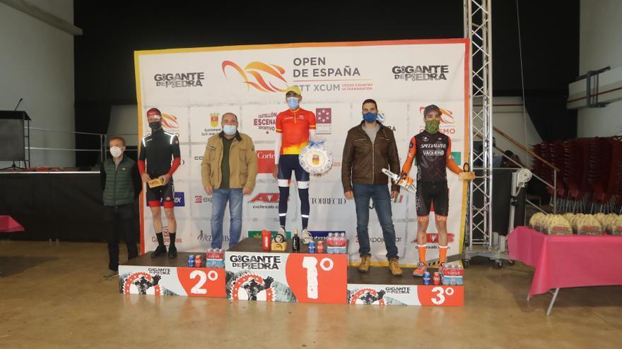 Márquez vence en la Gigante Small de Sant Joan de Moró con 931 'bikers'