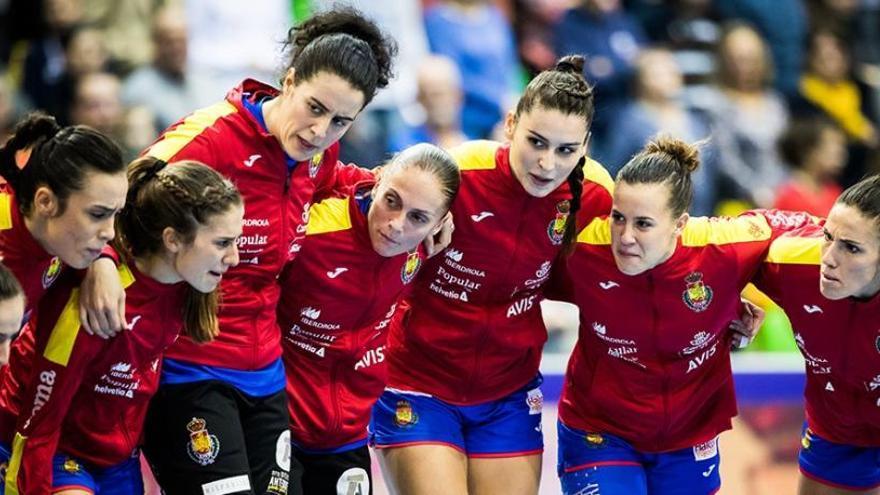 Noruega impide a España despedirse con buen sabor