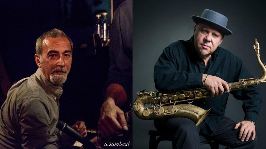 Fabio Miano Trío featuring Tony Lakatos