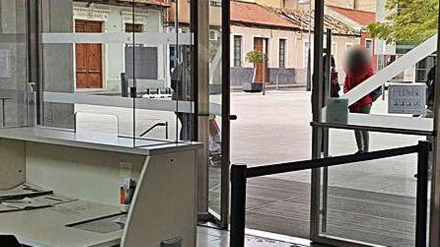 El PP denuncia que el Ayuntamiento de San Vicente sigue sin seguridad de acceso