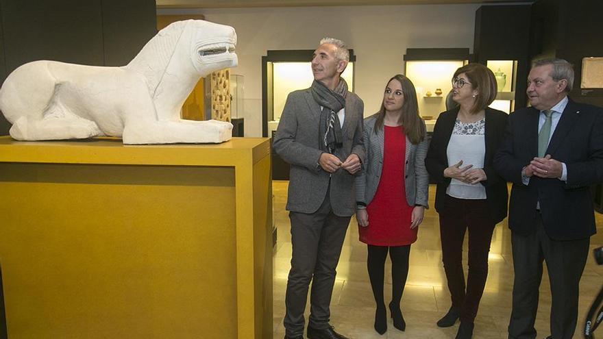 El Museo Arqueológico registra un récord histórico de visitas en su 150 aniversario