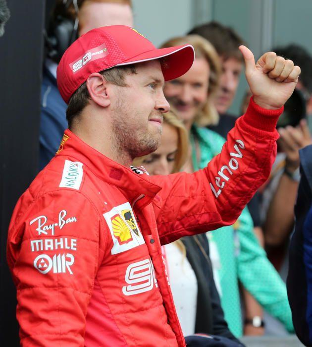 Fórmula 1: Las imágenes del GP de Alemania.