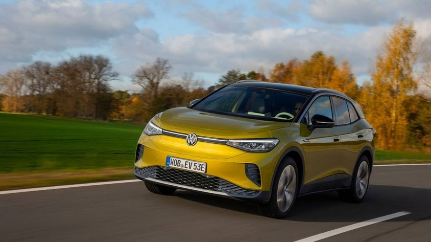 El Volkswagen ID.4 se incorpora al mercado de los SUV eléctricos