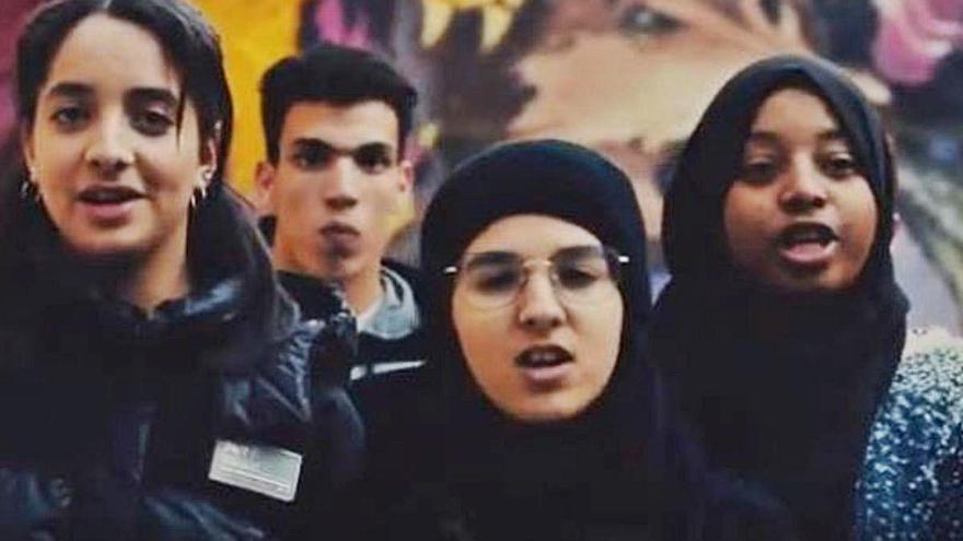 El videoclip «Rap per la igualtat» de la Kampana de Manresa guanya un nou premi