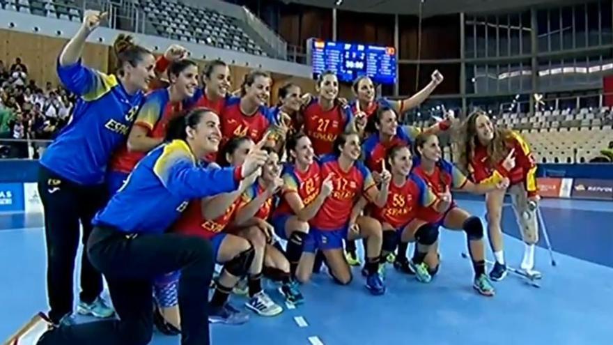 O´Mullony y España se llevan el oro en los Juegos Mediterráneos