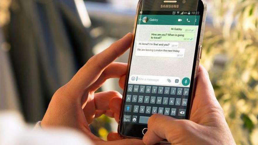WhatsApp torna a funcionar