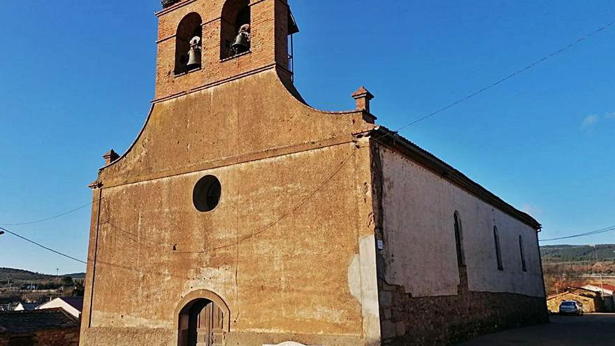 El Obispado de Zamora reformará la iglesia de San Miguel en Sarracín de Aliste