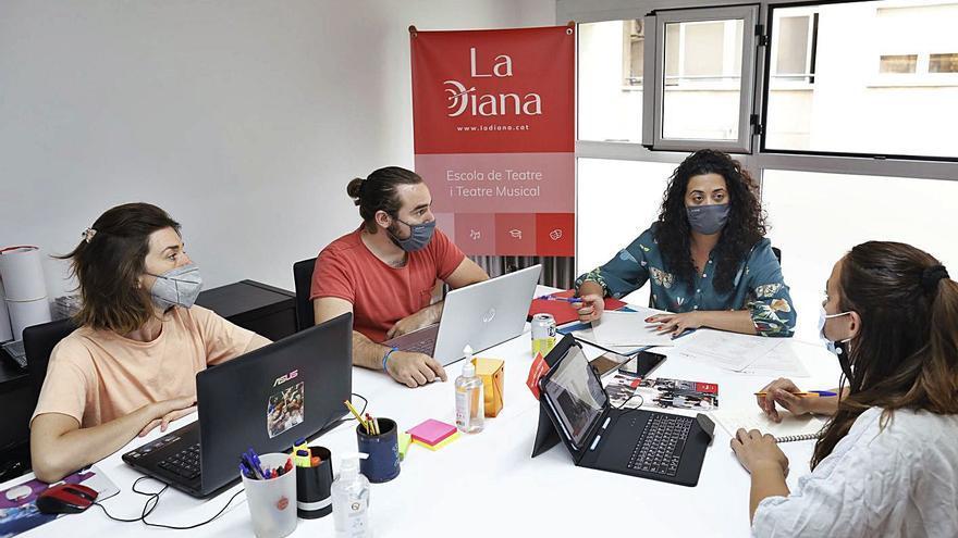 Neix la primera escola de teatre musical professional de la província de Girona