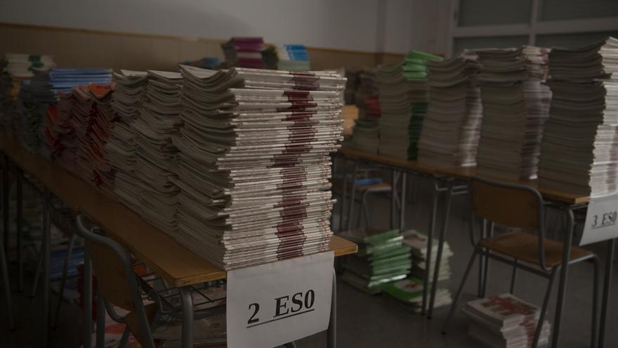 Abierto el plazo de solicitud de becas de libros y material escolar de Educación Infantil en Crevillent