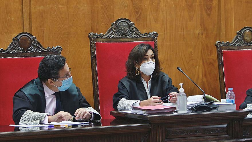 Los 3 magistrados que iban a juzgar a Cabezas aceptan su recusación y el TSXG dirá si procede y enjuician otros