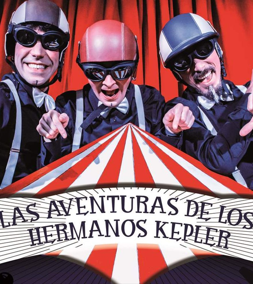 La Muestra - Las Aventuras de los Hermanos Kepler