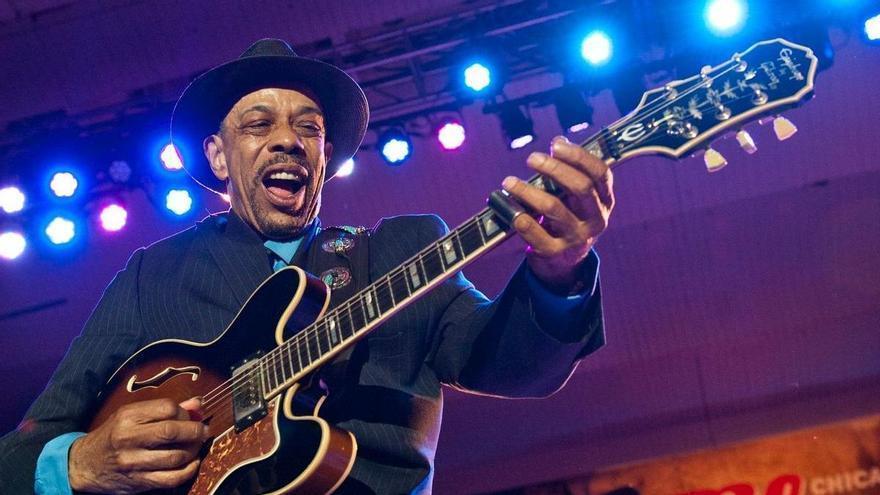 El blues de Chicago suena en Alicante