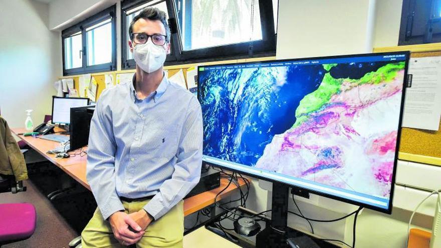 """David Suárez: """"Sin ser alarmista, las estructuras tropicales son  una amenaza"""""""