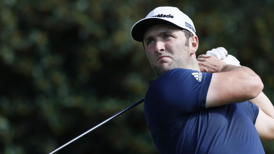 Jon Rahm se apunta al primer ataque en Augusta
