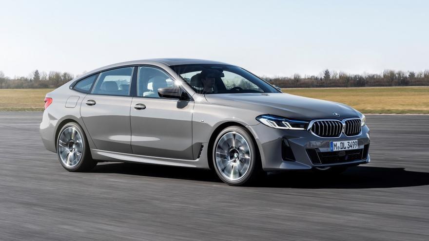 Nuevo BMW Serie 6 Gran Turismo 2020: estos son sus precios para España