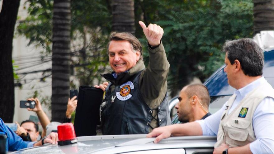 Bolsonaro lanza un ultimátum a las instituciones democráticas
