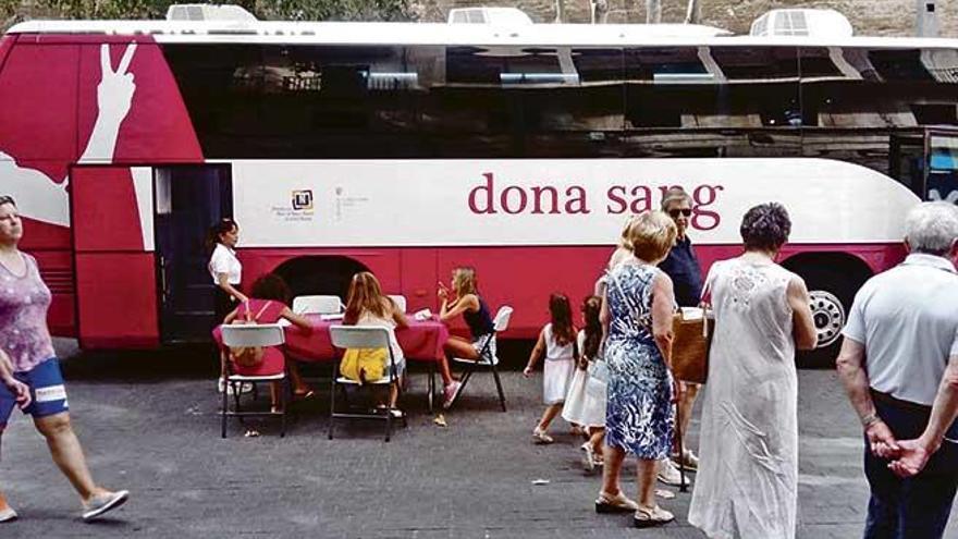 Donación de sangre, una acción más que indispensable en verano