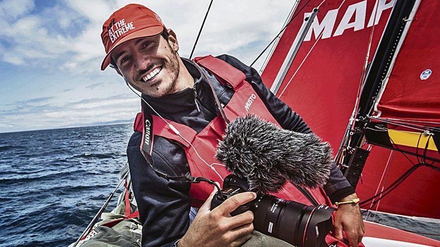 Premio 'Timón 2018' para  el reportero Ugo Fonollá