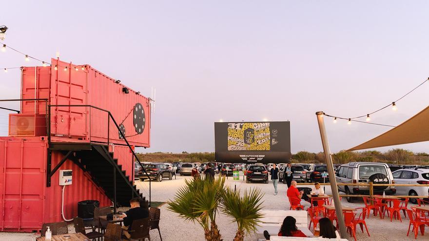 Fancine incorpora al autocine de Málaga como sede para su 31 edición