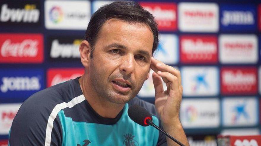 """Calleja: """"Podemos ganar en el Camp Nou y lo creemos"""""""
