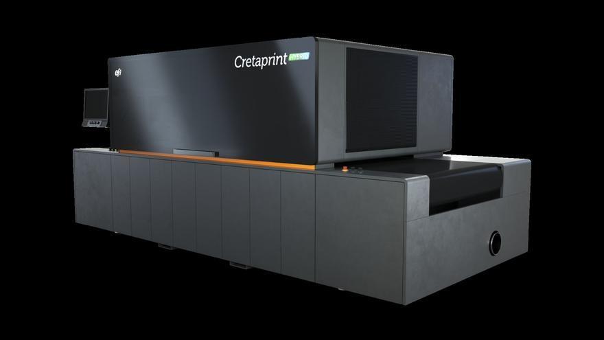 EFI Cretaprint, tecnología para la decoración de azulejos