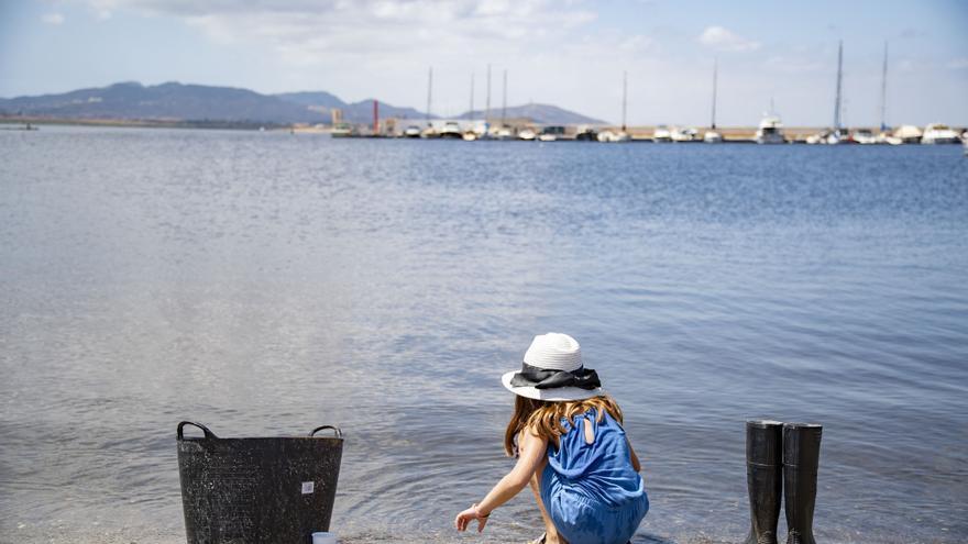 Las imágenes de la crisis del Mar Menor que quedarán grabadas en tu retina