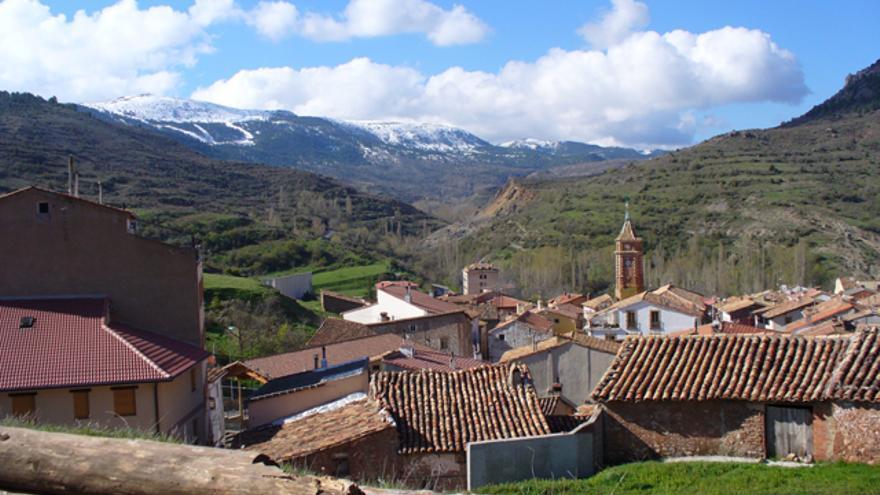 Un pueblo de Teruel ofrece vivienda y trabajo a familias afectadas de La Palma