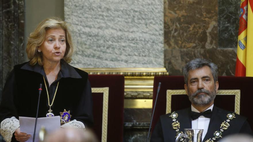 La fiscal general avisa que actuarà a Catalunya si no es respecta la Constitució