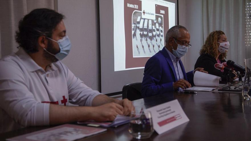 La atención sanitaria y social de Cruz Roja benefició a 16.361 zamoranos