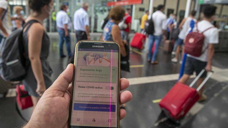 La Generalitat ultima la conexión de la Comunidad Valenciana a la aplicación de rastreo Radar Covid