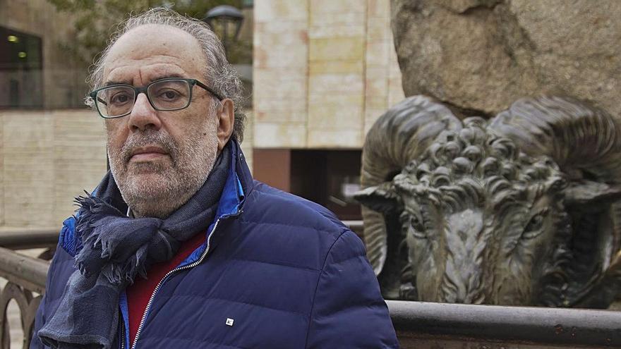 """Jesús Coria: """"Zamora es ese lugar mágico que te recompone por dentro"""""""