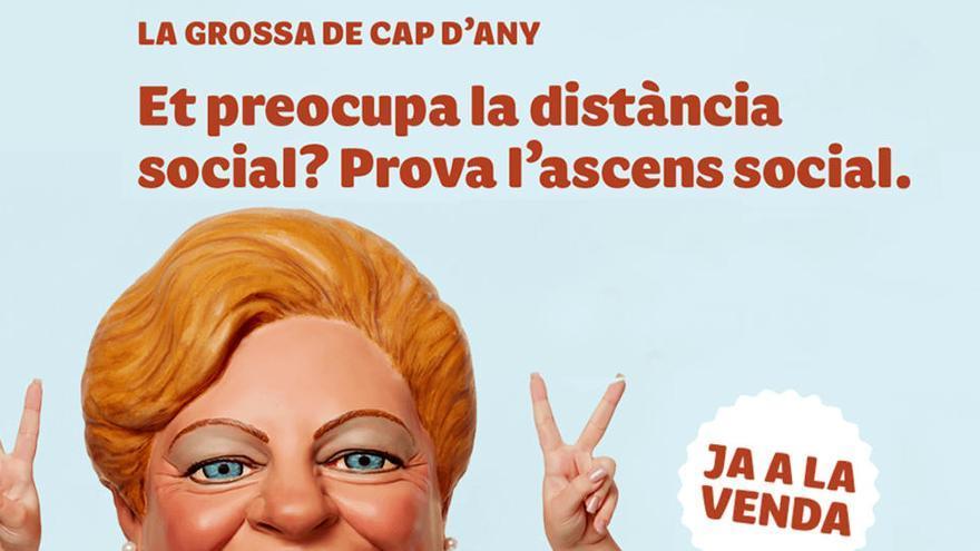 La Grossa retira un anunci que relacionava «l'ascens social» amb la compra de loteria