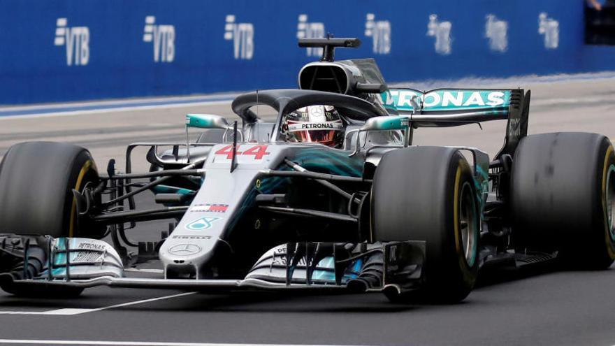Mercedes llega a su circuito talismán para desactivar la reacción de Ferrari