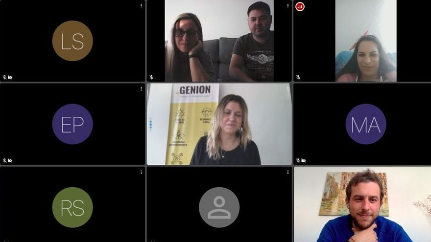 Arranca el nuevo coworking social El Teixidor de Petrer con una decena de proyectos de emprendedores