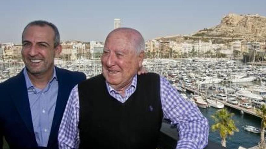 Fallece Perfecto Palacio de la Fuente, el visionario que encumbró el Puerto de Valencia tras la renuncia de Alicante