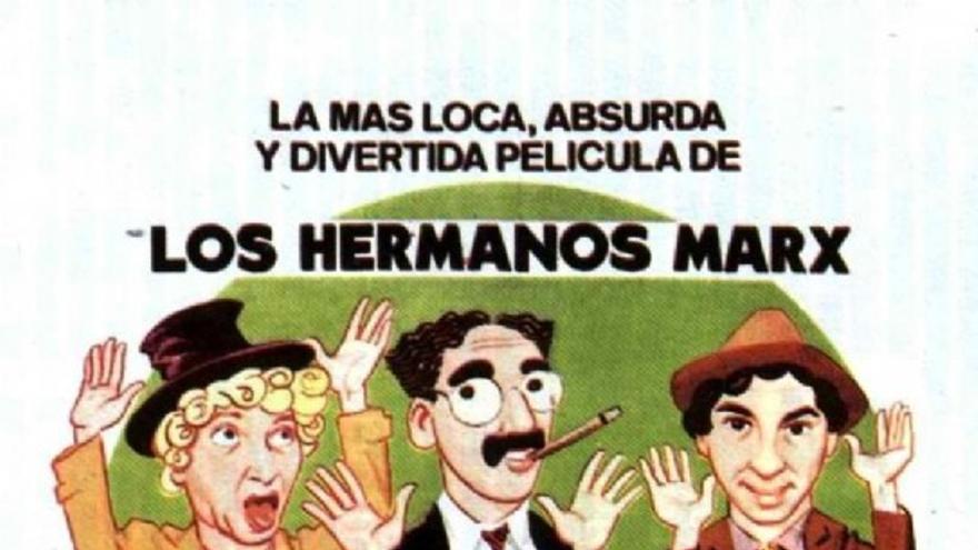 'Sopa de ganso'. Leo McCarey (1933)
