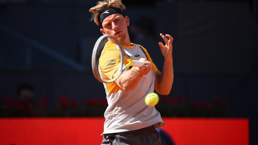 Davidovich se deshace de Dimitrov en la primera ronda del Masters 1000 de Roma y se medirá ahora a Cameron Norrie