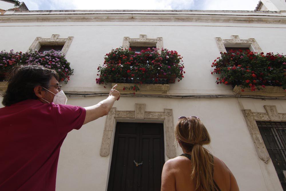 Calle Fernán Pérez de Oliva 2