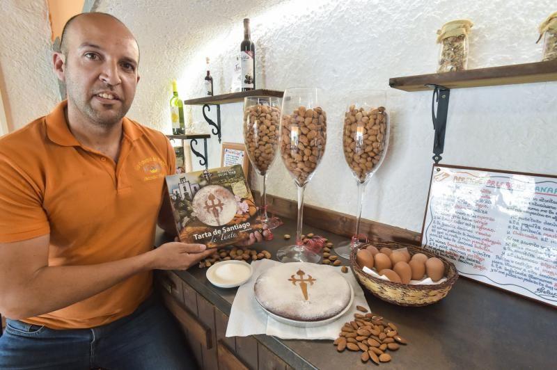 Las tartas de Santiago, de Tunte