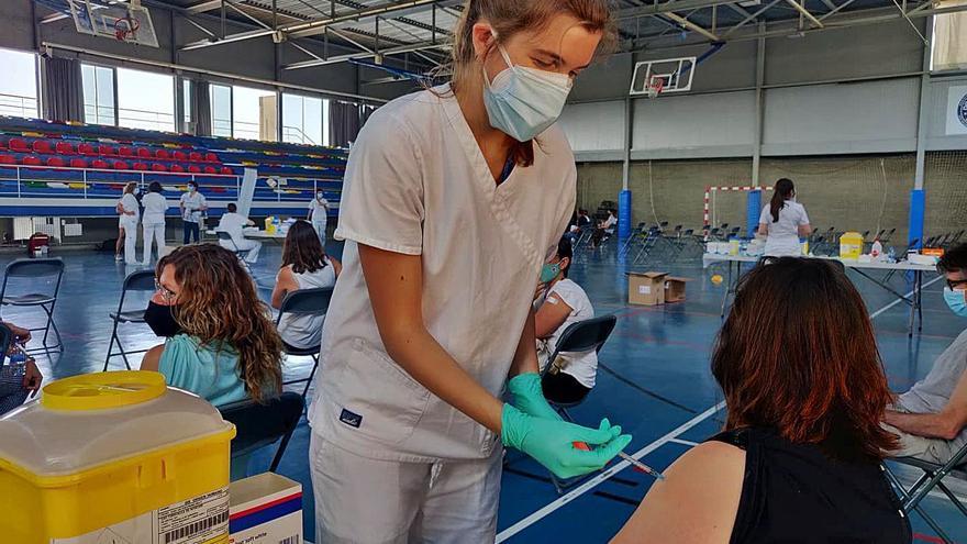 Torroella de Montgrí vacuna sense cita prèvia persones de 40 a 59 anys