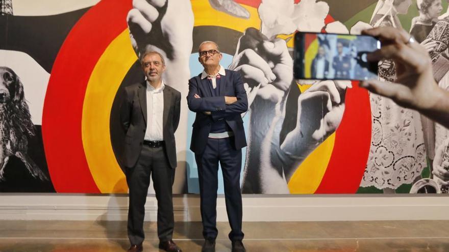 El IVAM y el Museo Reina Sofía firman un acuerdo de colaboración