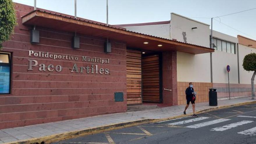 La empresa que gestione el  Paco Artiles deberá reformarlo