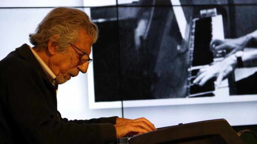 Mor Francesc Burrull, figura clau del jazz català i de la Nova Cançó