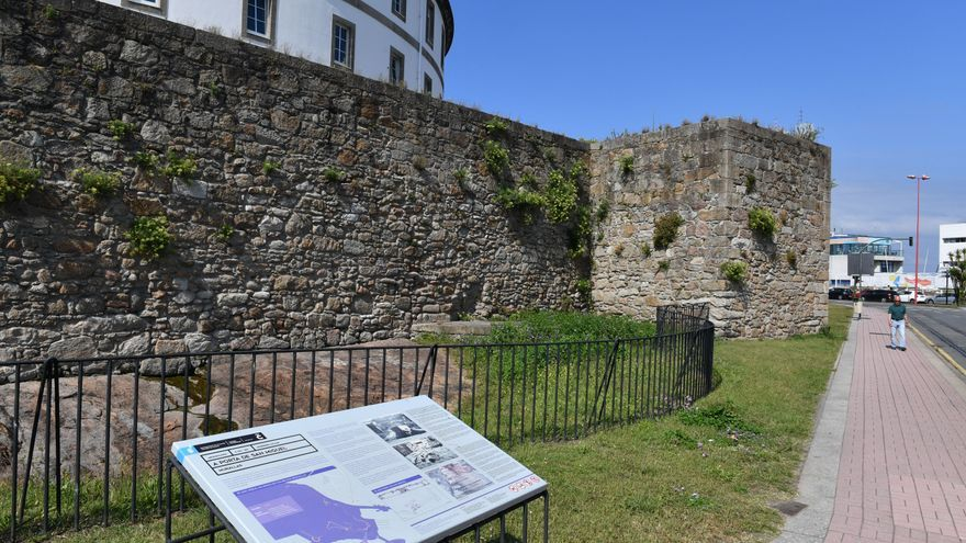 ITV permanente a los restos arqueológicos
