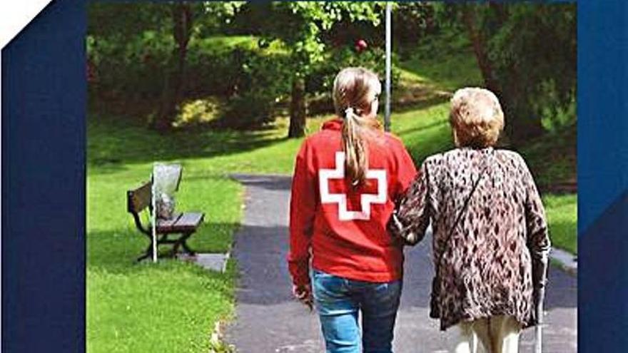 Impulso a la creación de una red de apoyo para mayores