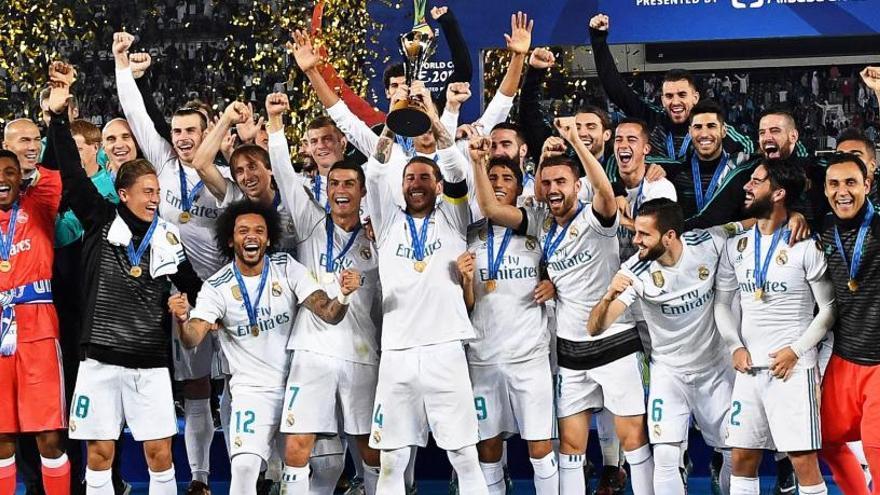 El Real Madrid, ante el Guadalajara o el campeón de Asia en semifinales