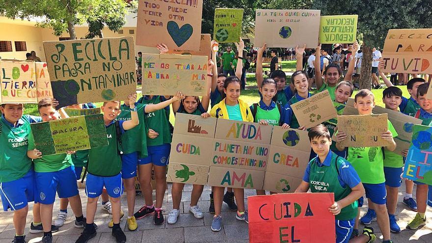 Colegios de 'Bandera Verde'