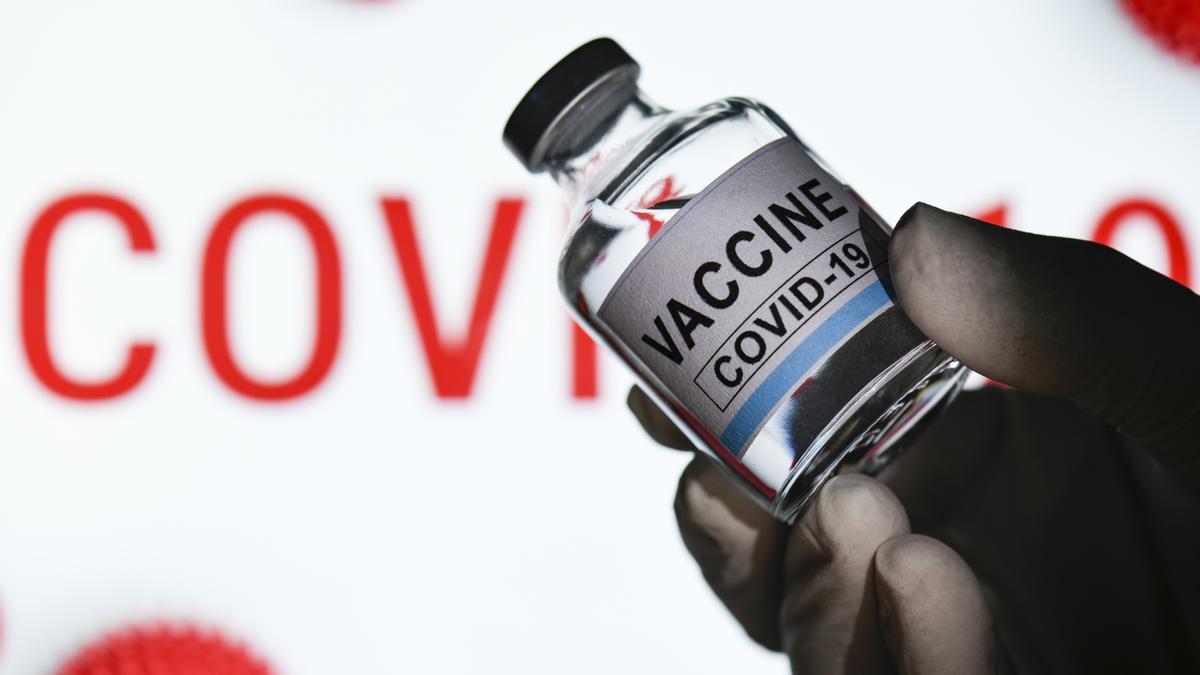 Una de las vacunas contra la covid