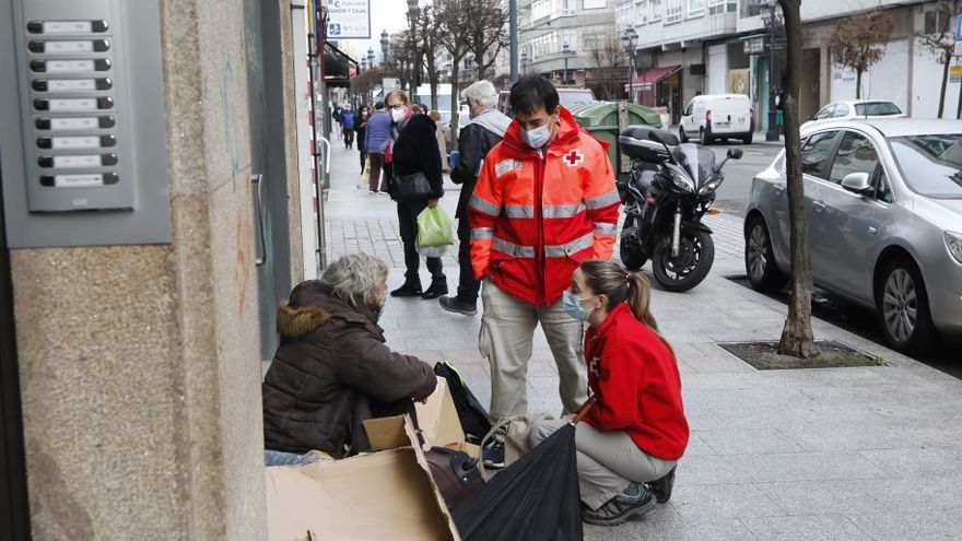Ángeles sobre ruedas para las personas sin hogar