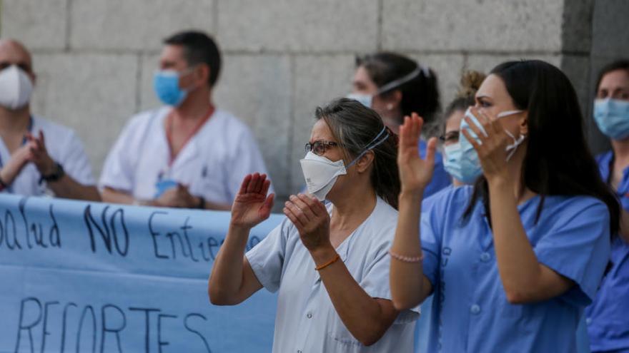 Médicos convocan manifestaciones este sábado en todas las comunidades